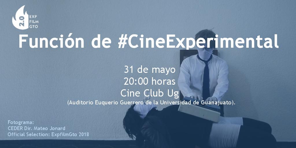 Cine Experimental Guanajuato