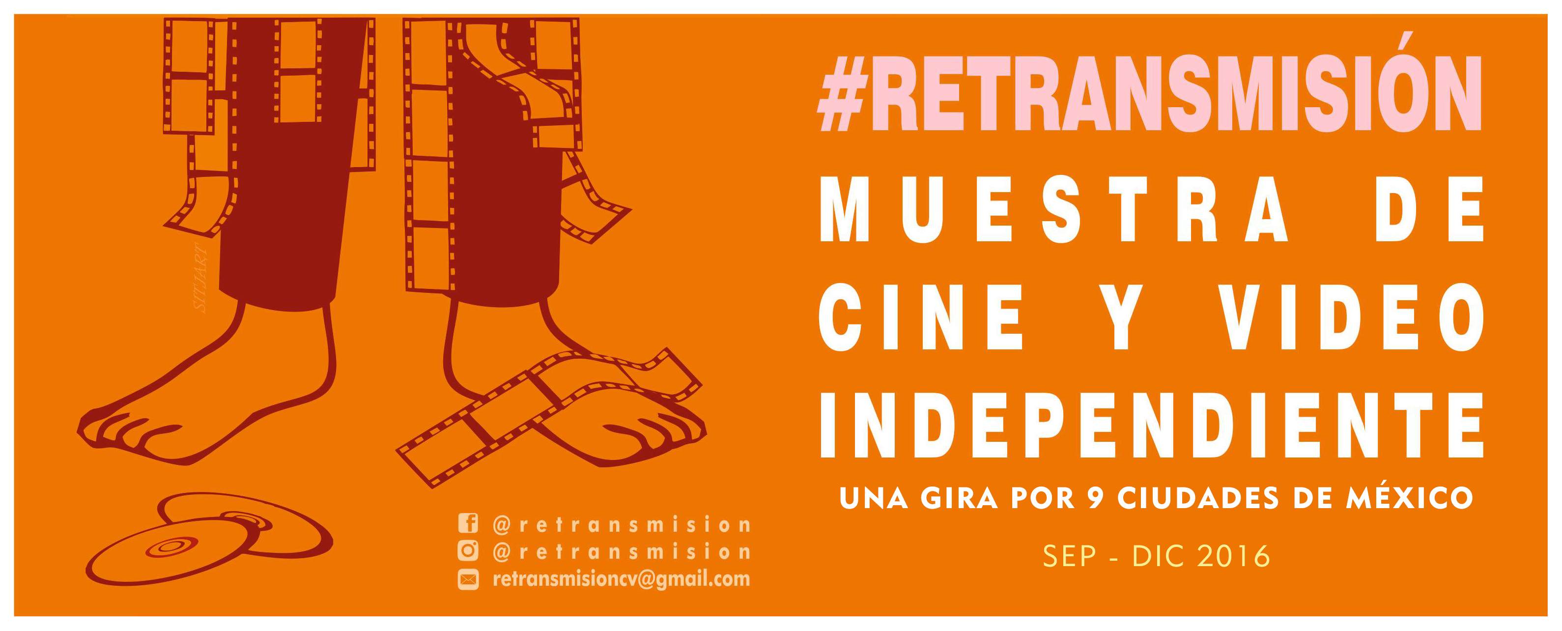 Poster 1 Retransmisión 2016 Cine Independiente y Video Independiente