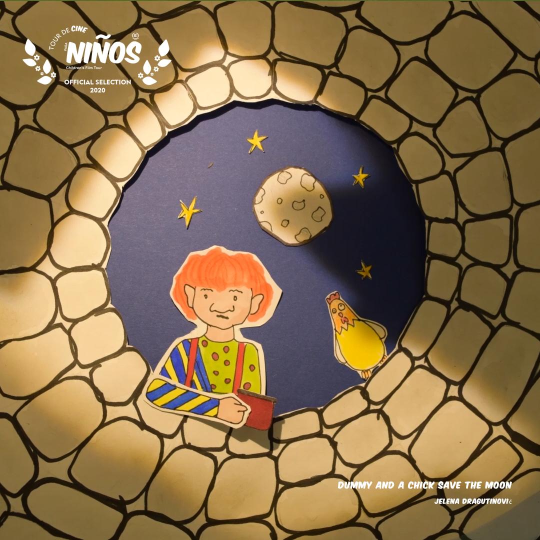 Dummy-and-a-Chick-save-the-Moon-Tour-de-Cine-Para-Ninos-Retransmision-2020-Mexico