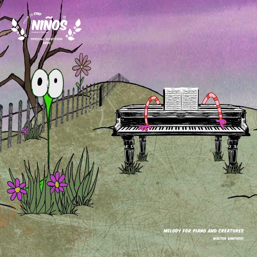 Melody-for-Piano-and-Creatures-Tour-de-Cine-Para-Ninos-Retransmision-2020-Mexico