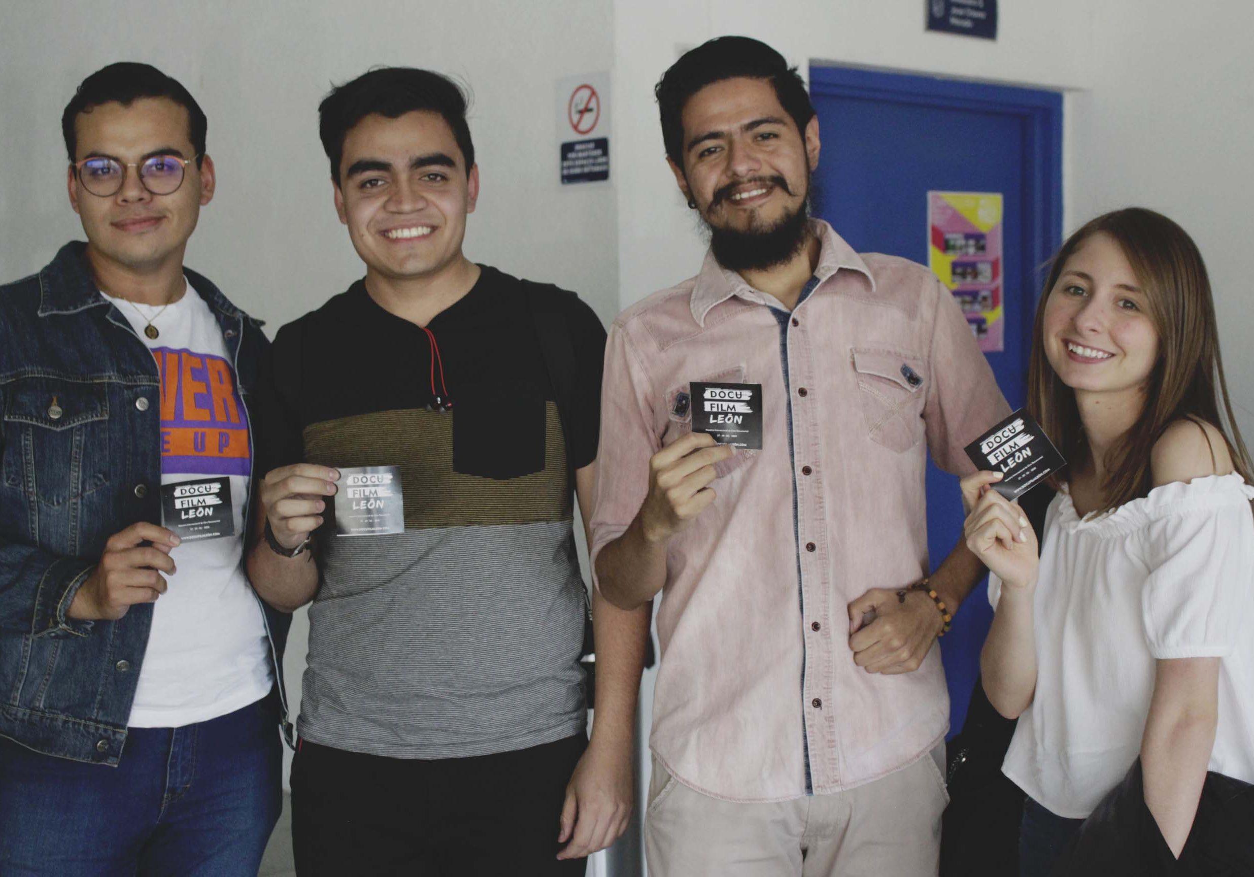Docu Film León 2020 Universidad de Guanajuato Cine Martes de Terraza